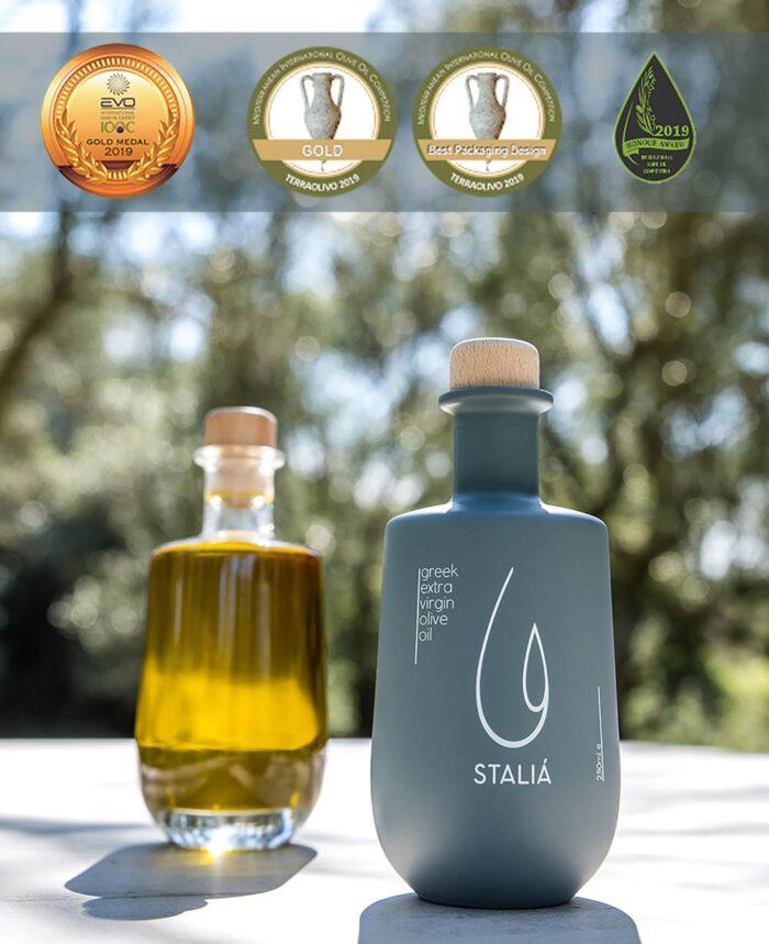 PORTFOLIO-OLIVE OIL, STYLEGLASS